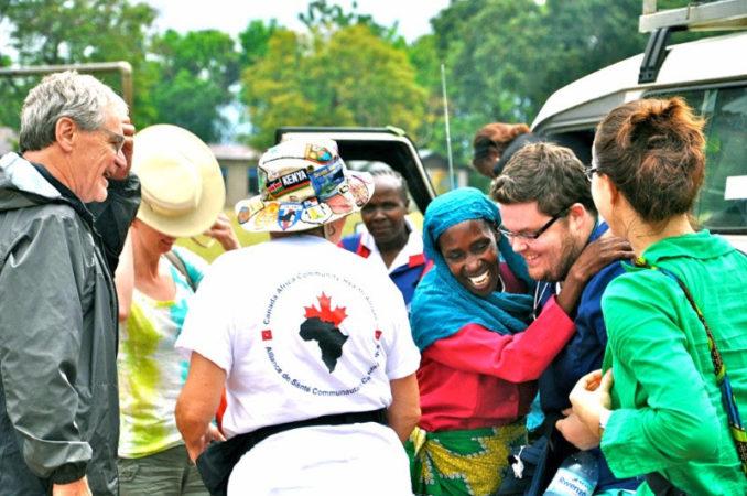 Grinding Machine Celebration: An Email From Shirati, Tanzania