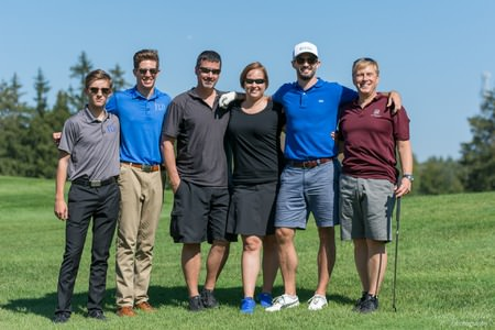 CACHA'S 11th Annual Golf Tournament, sponsored by UOHS
